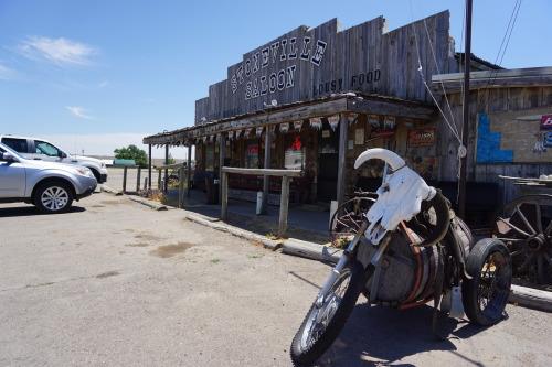 Stoneville Saloon, Alzada, MT