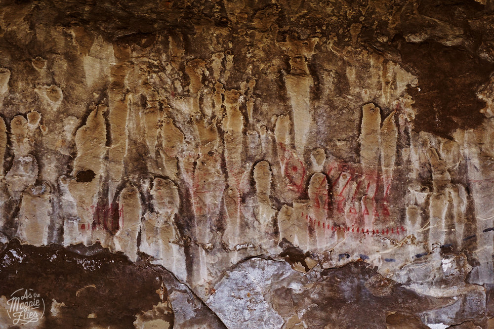 Pictograph Cave State Park, Billings, MT