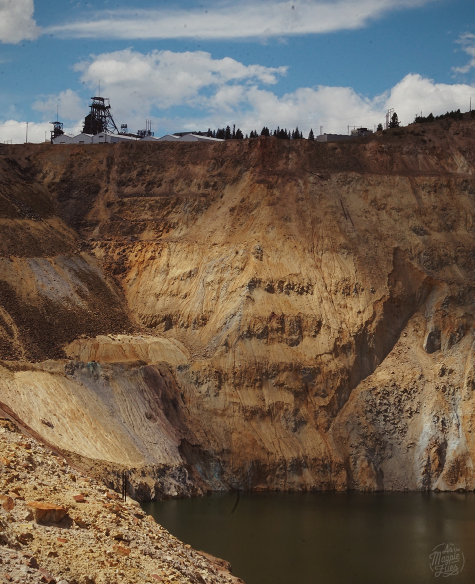 The Berkely Pit, Butte, MT
