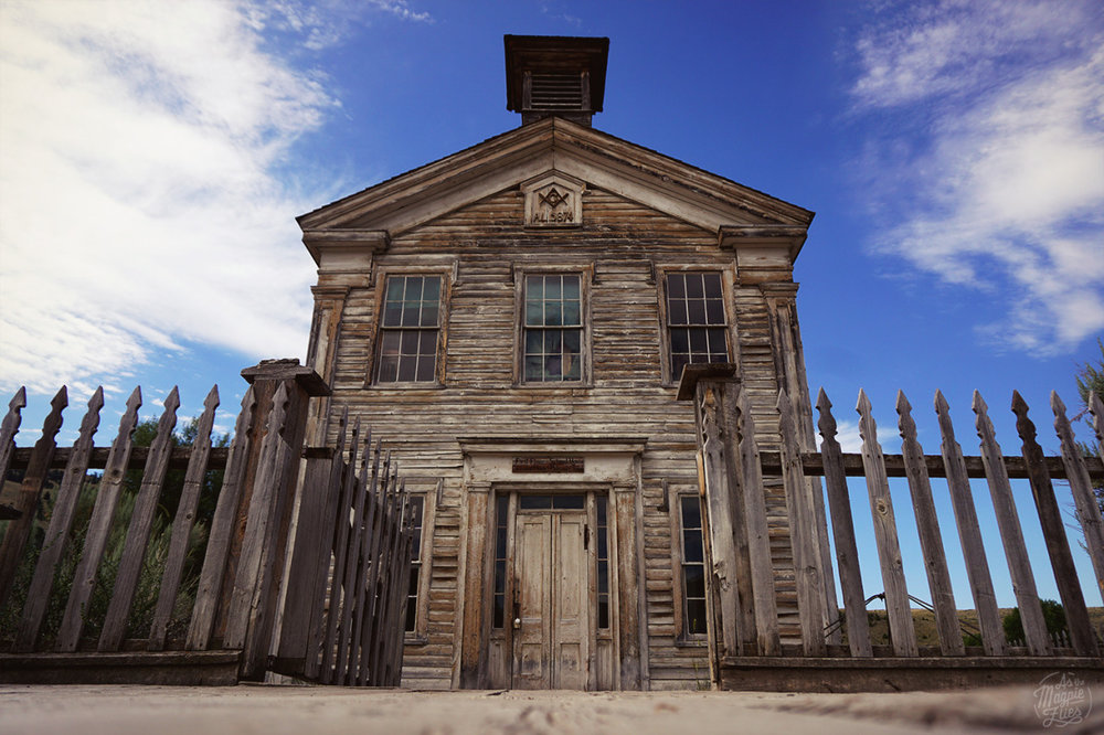 Bannack State Park (Ghost Town), MT