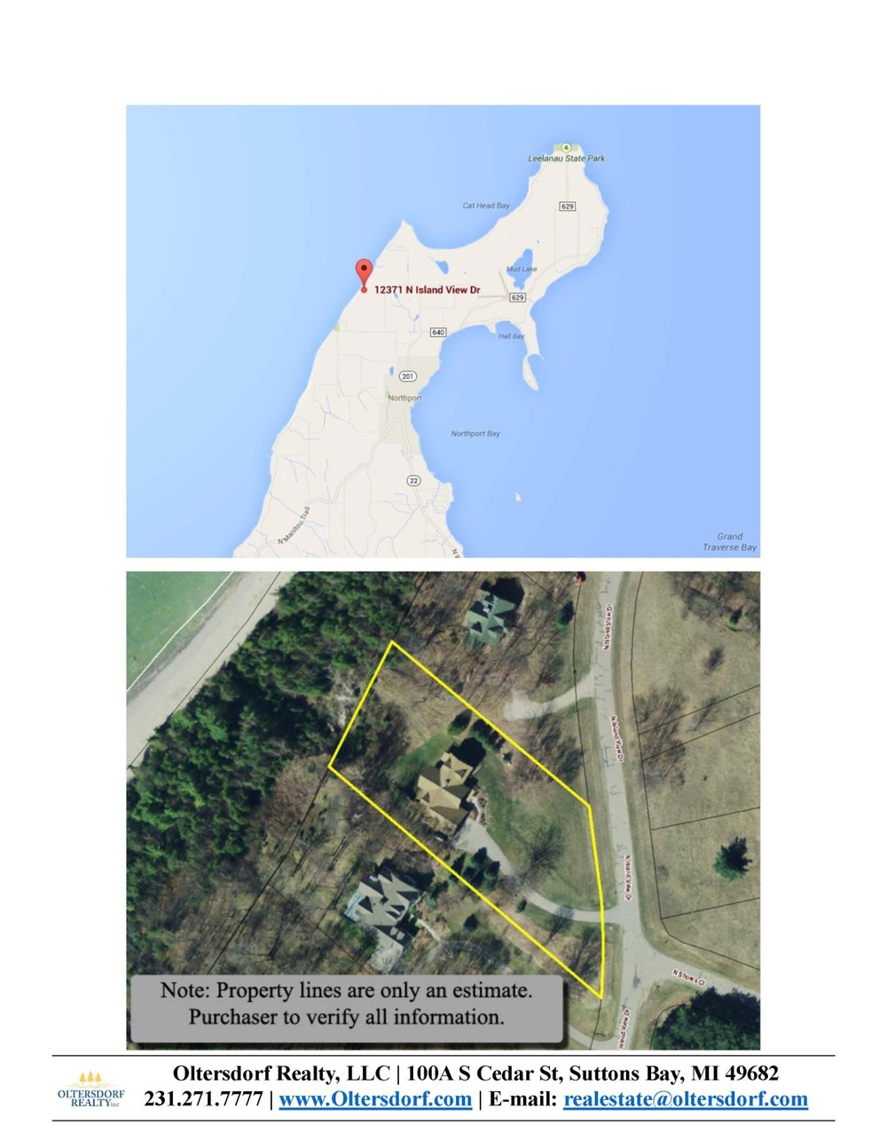 12371 n island view drive, northport, leelanau county with lake michigan water views for sale by oltersdorf realty llct_page_10.jpg