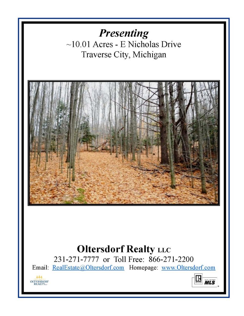 e nicholas drive, traverse city, leelanau county, acreage for sale by oltersdorf realty llc (4).jpg