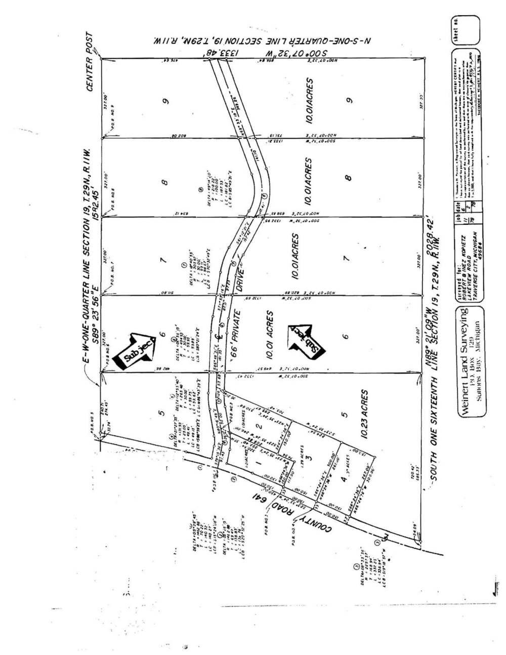 e nicholas drive, traverse city, leelanau county, acreage for sale by oltersdorf realty llc (8).jpg