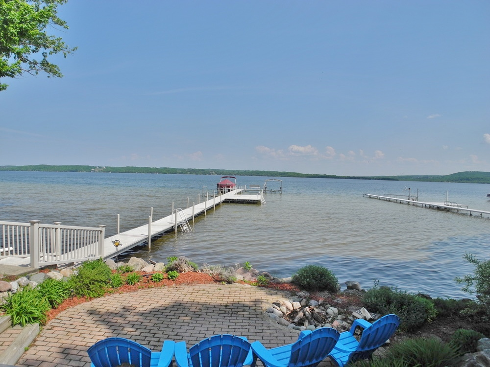 8273 S Solon Park Road, Cedar, Lake Leelanau Waterfront For Sale by Oltersdorf Realty LLC (2).JPG