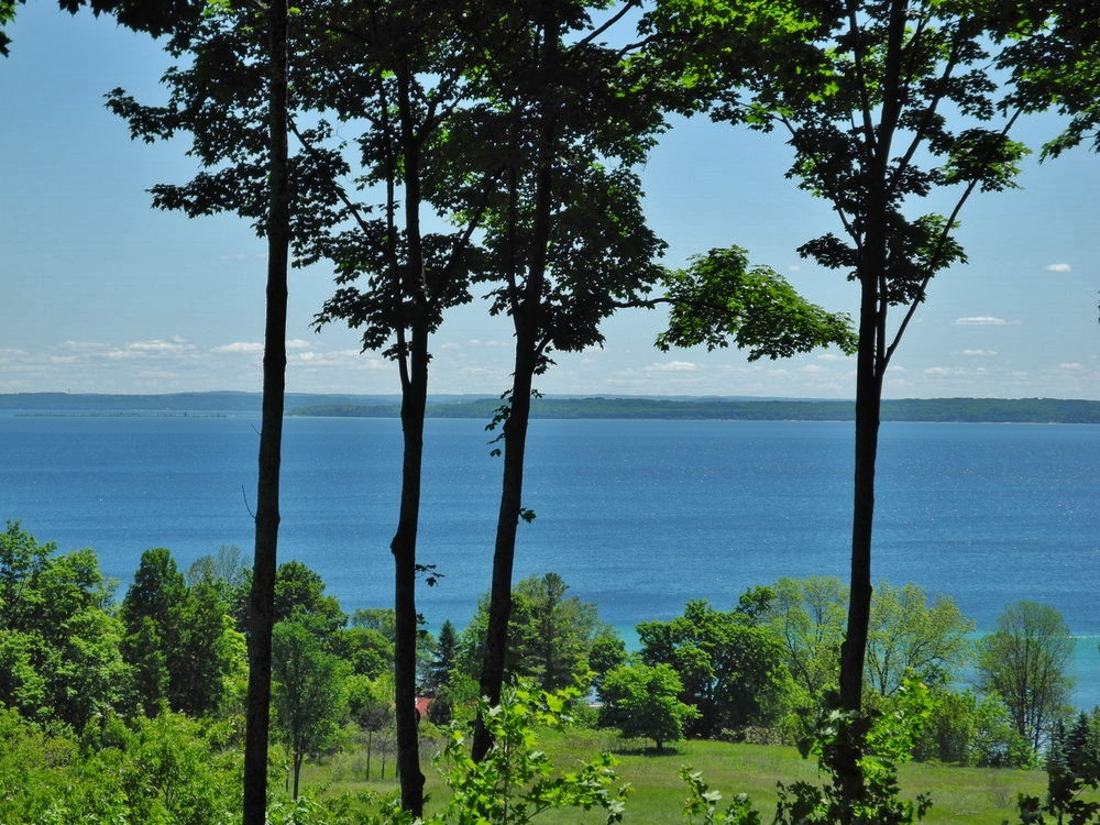 11638 E Belanger Woods Drive, Suttons Bay, MI, Leelanau County vacant land with water views of Grand traverse Bay, for sale by Oltersdorf Realty LLC, Leelanau County Realtors Vicky & Jonathan Oltersdorf (1).JPG