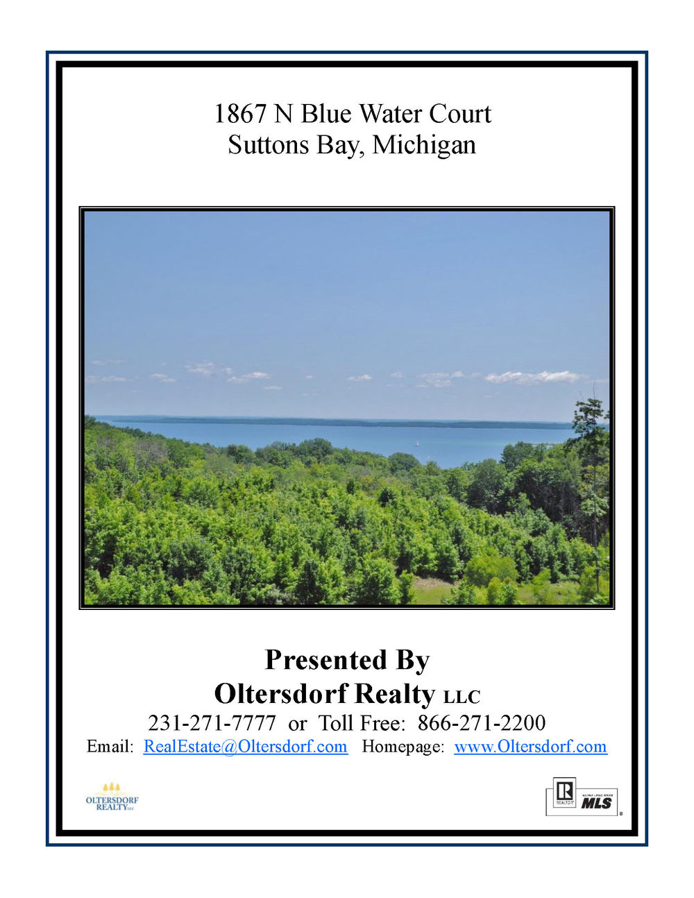 1867 N Blue Water Ct, Suttons Bay, Oltersdorf Realty Marketing Packet (1).jpg