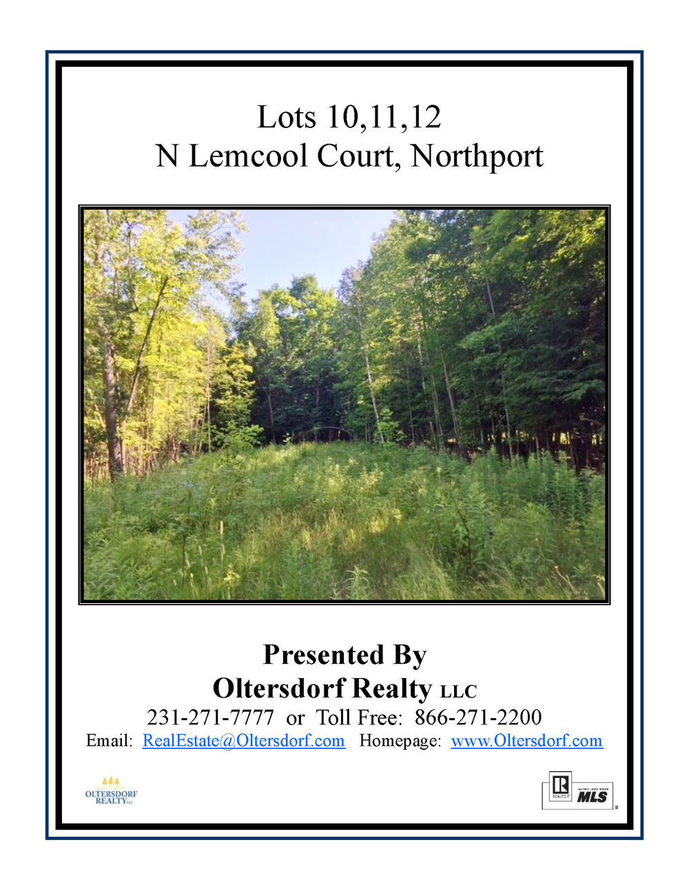Lemcool Court, Village of Northport parcels for sale in Leelanau County by Oltersdorf Realty LLC (1).jpg