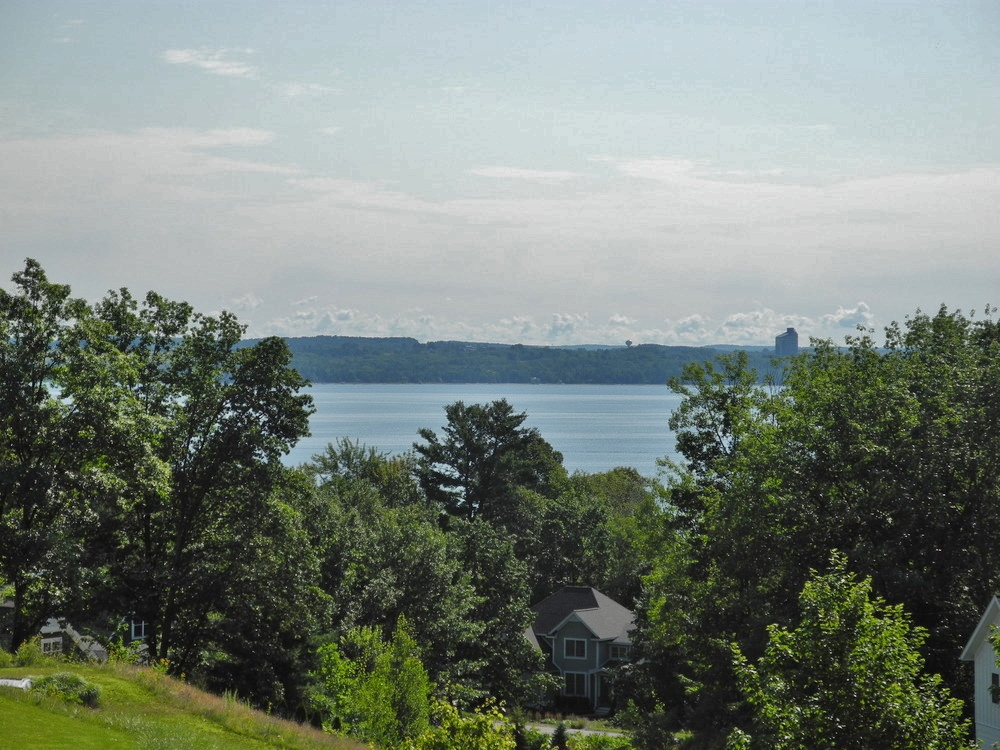 Hidden Ridge Drive #13, Traverse City, MI – Water View Vacant Lot with 237' of Shared Frontage for sale by Oltersdorf Realty LLC, Traverse City Realtors (2).JPG