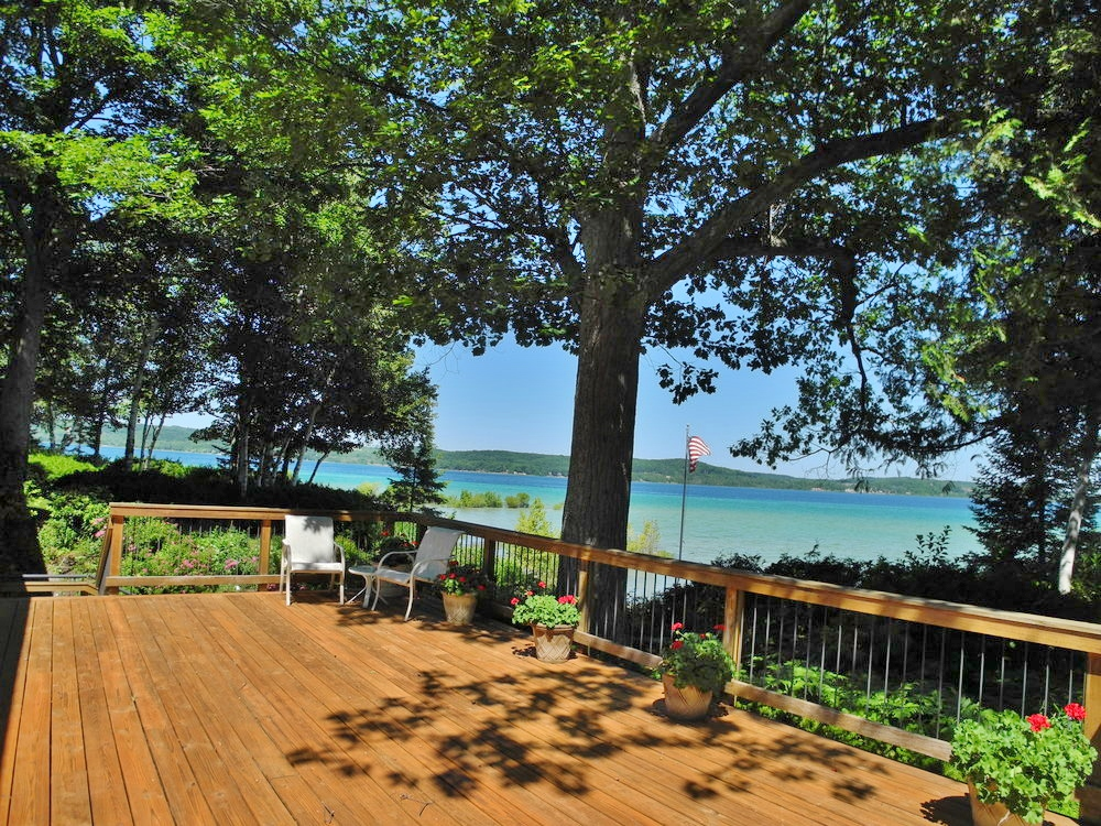601 N Stony Point Road, Suttons Bay, MI – 353' of Private Frontage on Suttons Bay & West Bay For Sale by Oltersdorf Realty LLC (1).jpg