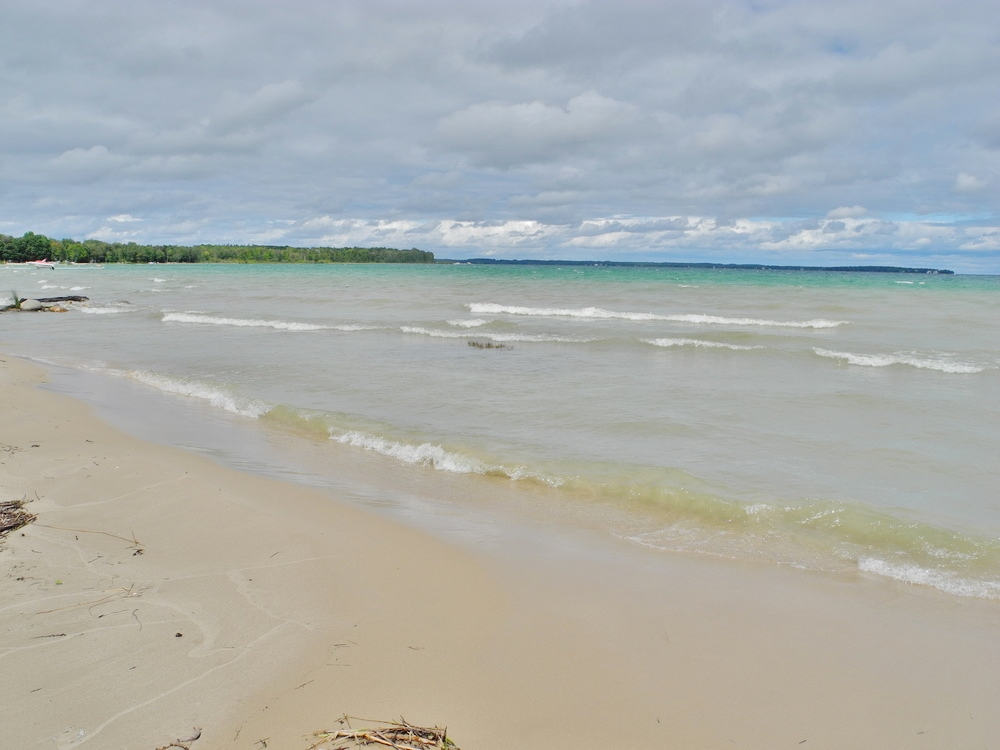 7156 N W Bay Shore Drive, Northport, MI Vacant waterfront lot for sale by Oltersdorf realty LLC (1).JPG