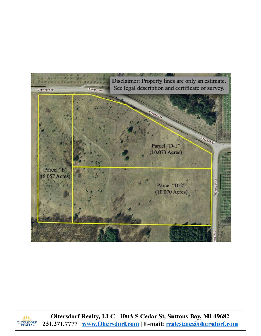 E Peterson Road & N Jacobson Road, Northport, water view acreage for sale by Oltersdorf Realty LLC (7).jpg