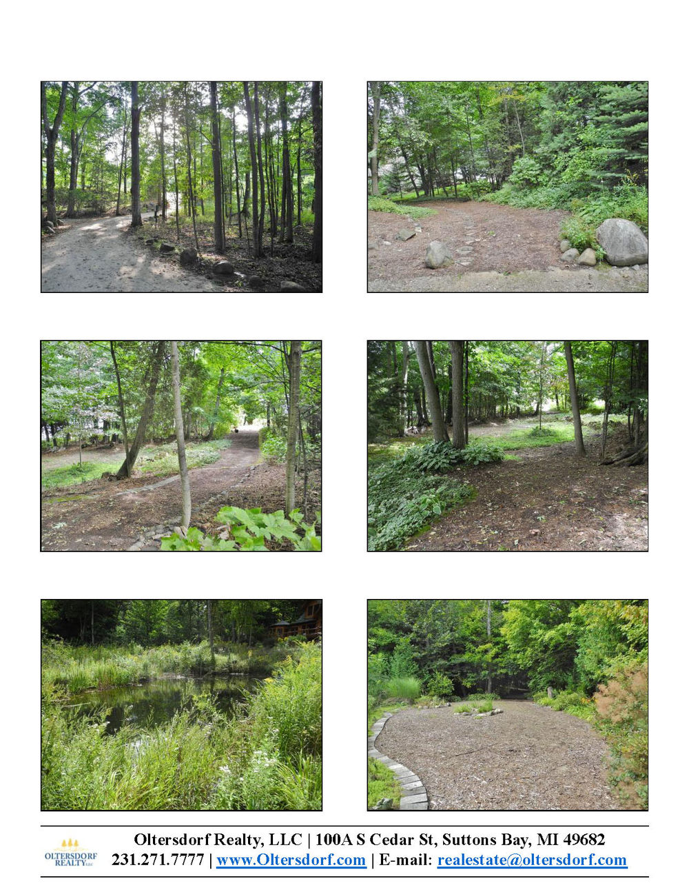 7156 N W Bay Shore Drive, Northport, MI Vacant waterfront lot for sale by Oltersdorf Realty LLC Marketing Packet (3).jpg