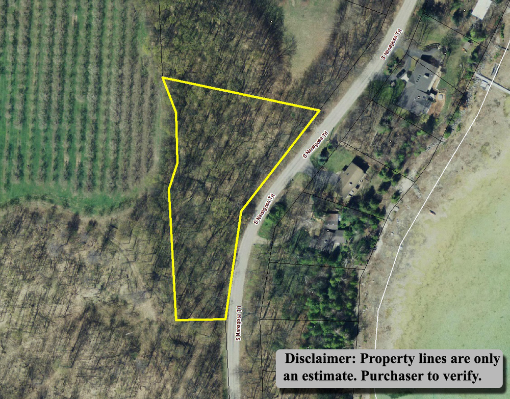 S Nanagosa Trail, Vacant Suttons Bay parcel for sale by Oltersdorf Realty LLC (3).jpg