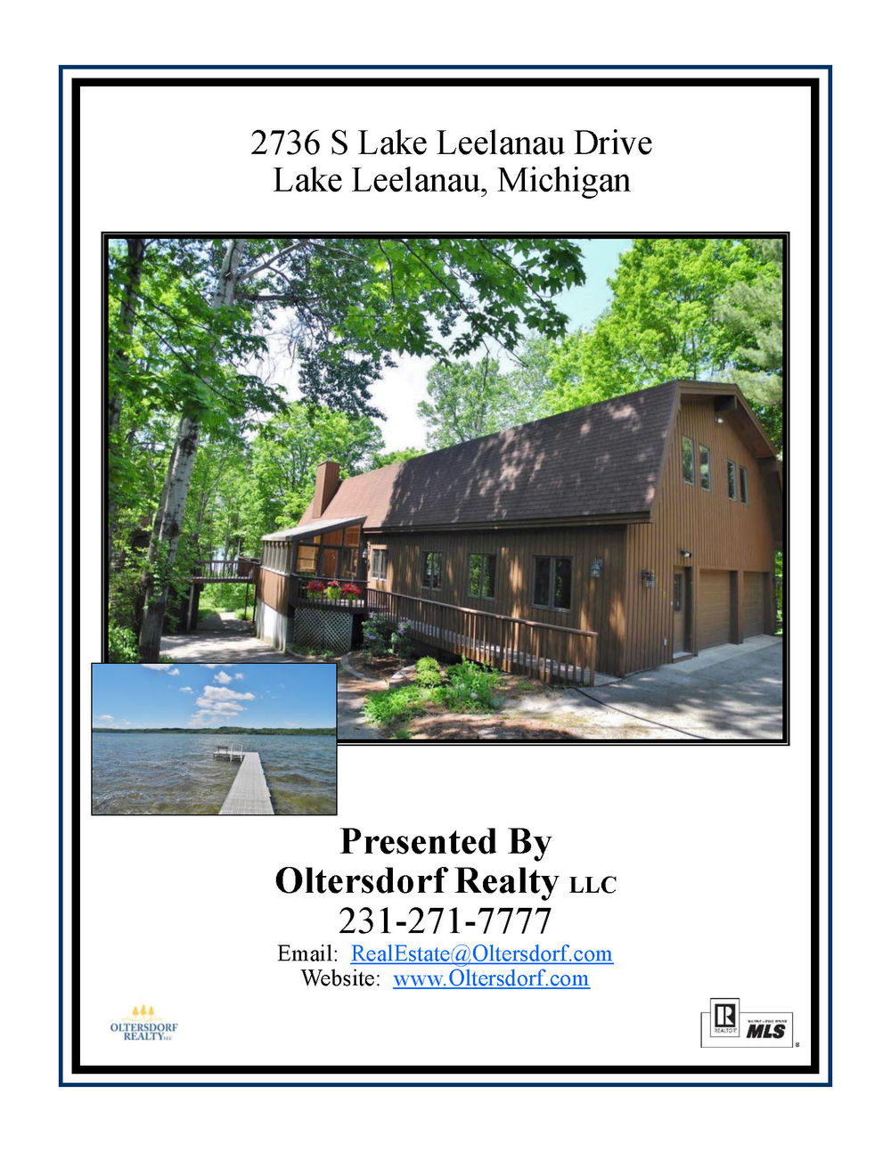 2736 S Lake Leelanau Dr, South Lake Leelanau Waterfront for sale by Oltersdorf Realty LLC - Marketing Packet (1).jpg