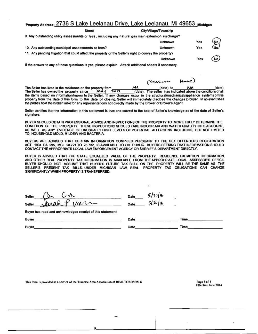 2736 S Lake Leelanau Dr, South Lake Leelanau Waterfront for sale by Oltersdorf Realty LLC - Marketing Packet (14).jpg
