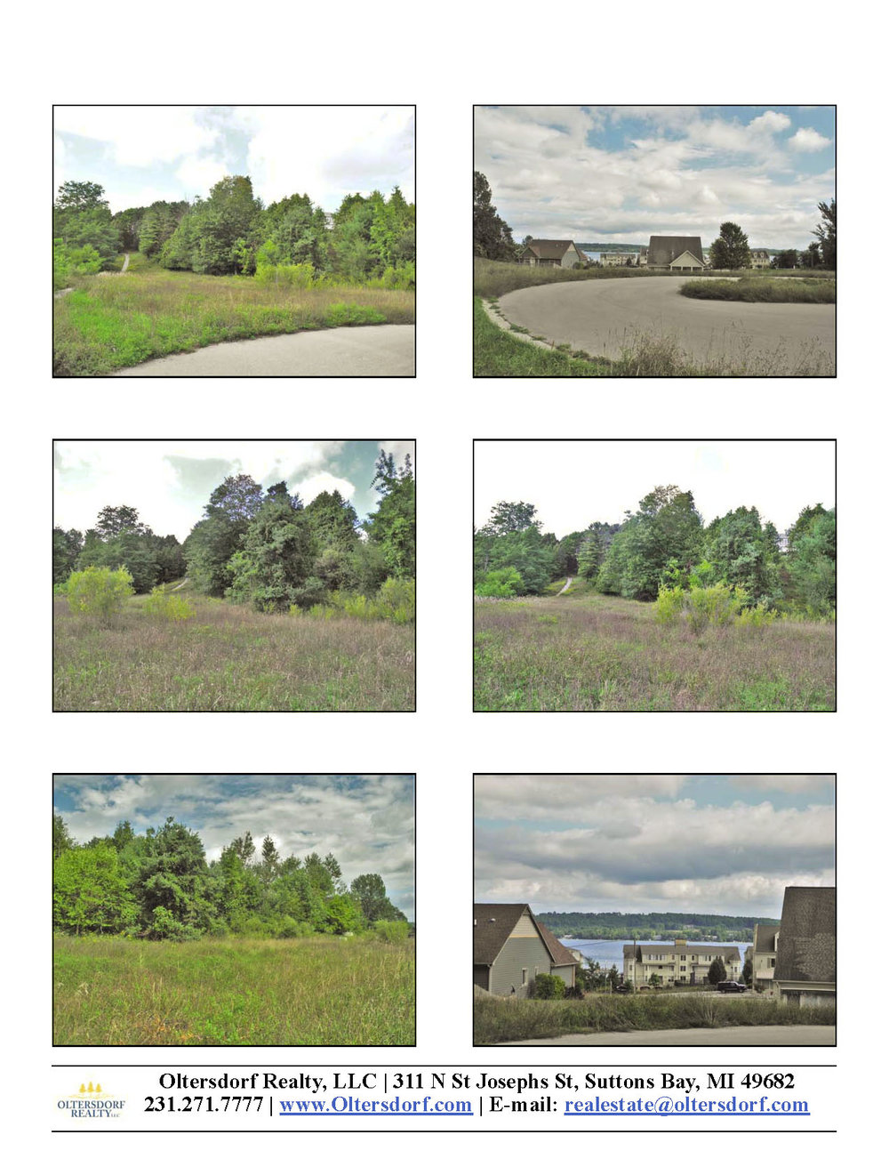 254 W Summerset Court, Village of Suttons Bay vacant lot for sale by Oltersdorf Realty, Suttons Bay Realtors - Marketing Packet (2).jpg