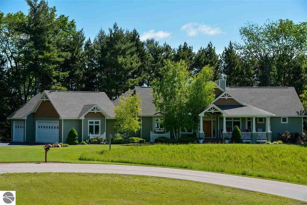 4535 S Pine Valley Court, Suttons Bay, waterview home sold by Oltersdorf Realty LLC (1).JPG