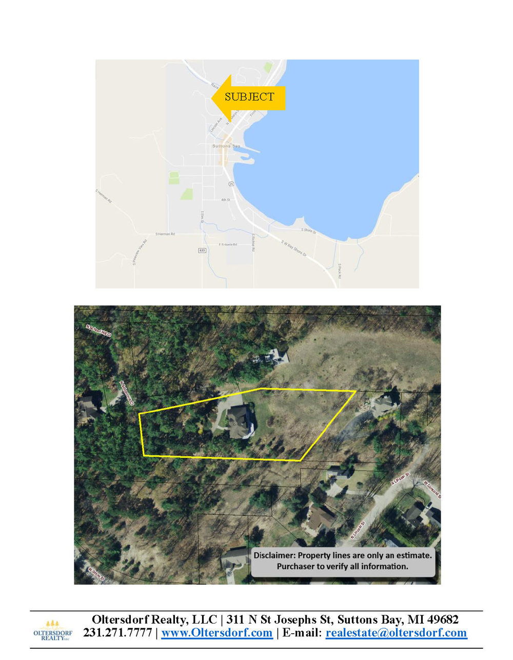 424 N School Hill Court, Suttons Bay real estate for sale by Oltersdorf Realty LLC - Information packet (11).jpg