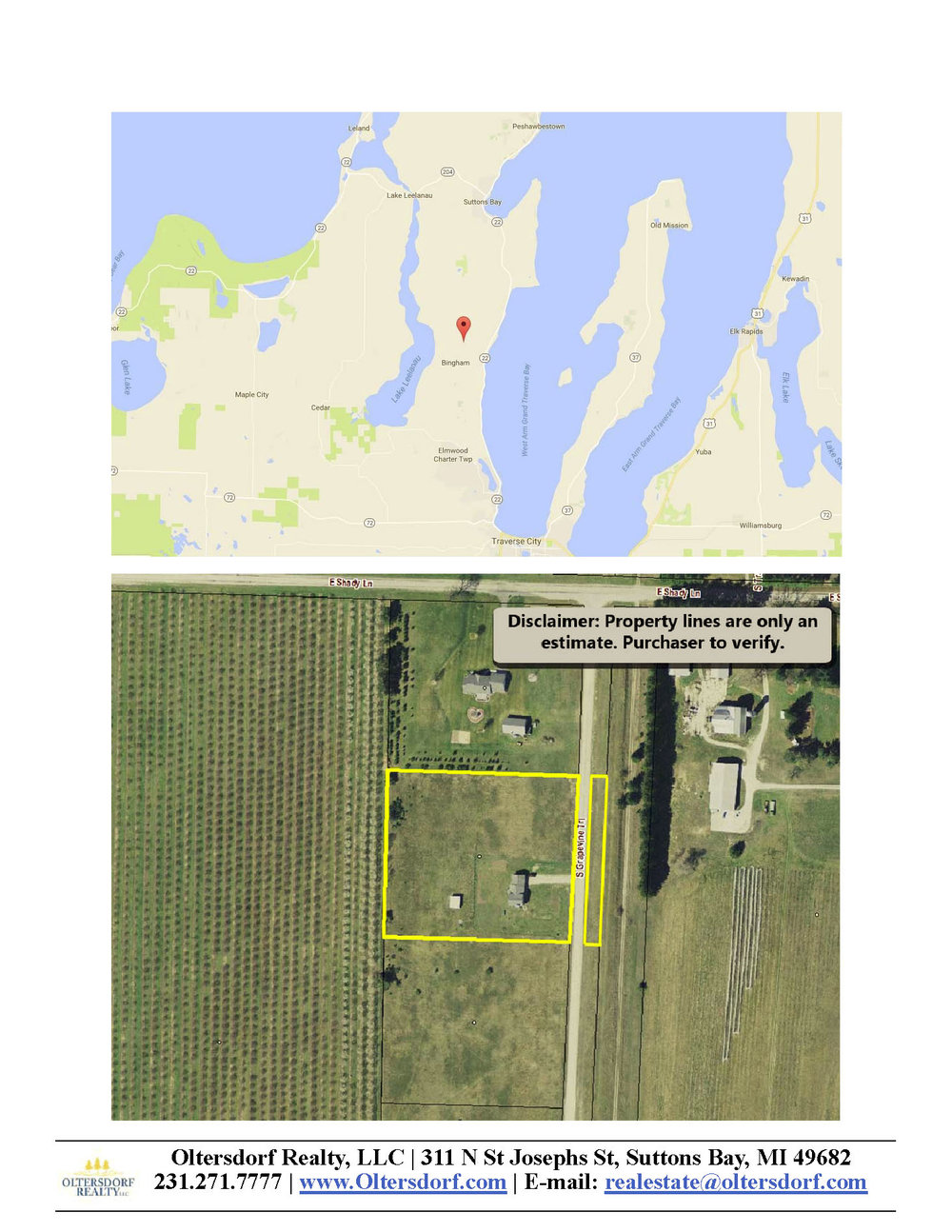 6100 S Grapevine Trail, Suttons Bay, Leelanau County Home for sale by Oltersdorf Realty LLC - Marketing Packet (7).jpg