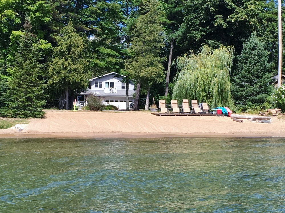 3778 S Lee Point Road, Suttons Bay waterfront home for sale by Oltersdorf Realty LLC Suttons Bay & Leelanau County Realtors (2).jpg