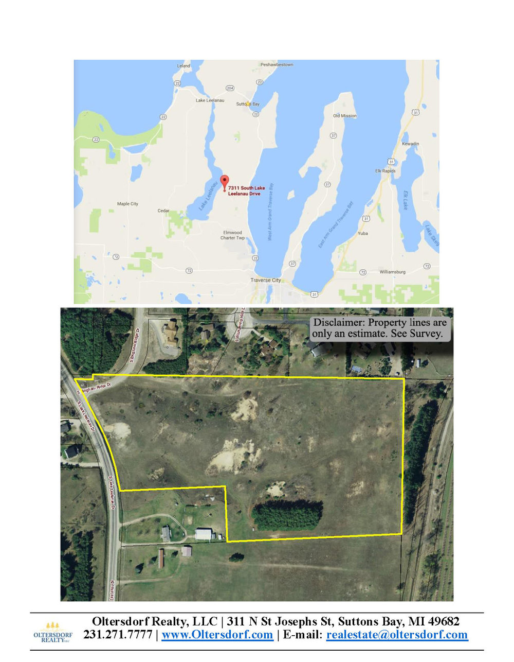 7311 S Lake Leelanau Drive, Traverse City Acreage for sale in Leelanau County by Oltersdorf Realty LLC (5).jpg