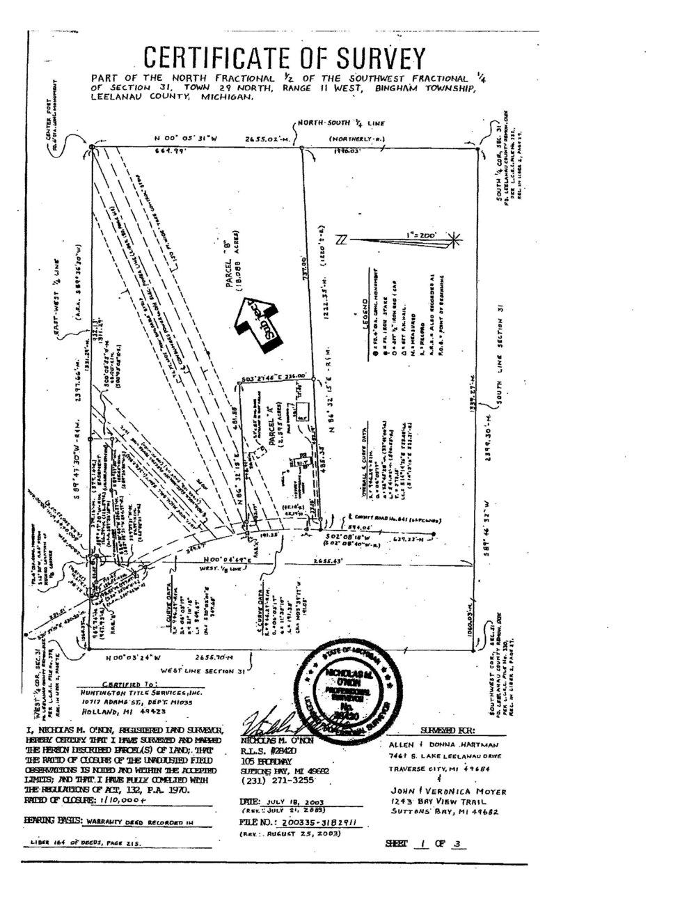 7311 S Lake Leelanau Drive, Traverse City Acreage for sale in Leelanau County by Oltersdorf Realty LLC (6).jpg