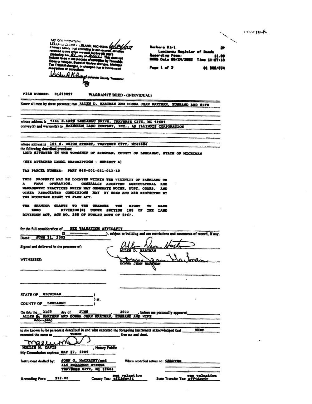 7311 S Lake Leelanau Drive, Traverse City Acreage for sale in Leelanau County by Oltersdorf Realty LLC (16).jpg
