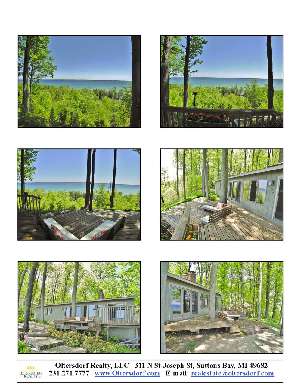 1451 S Bay View Trail, Suttons Bay, MI – Spectacular Panoramic West Bay Views, real estate for sale by Oltersdorf Realty LLC (6).jpg