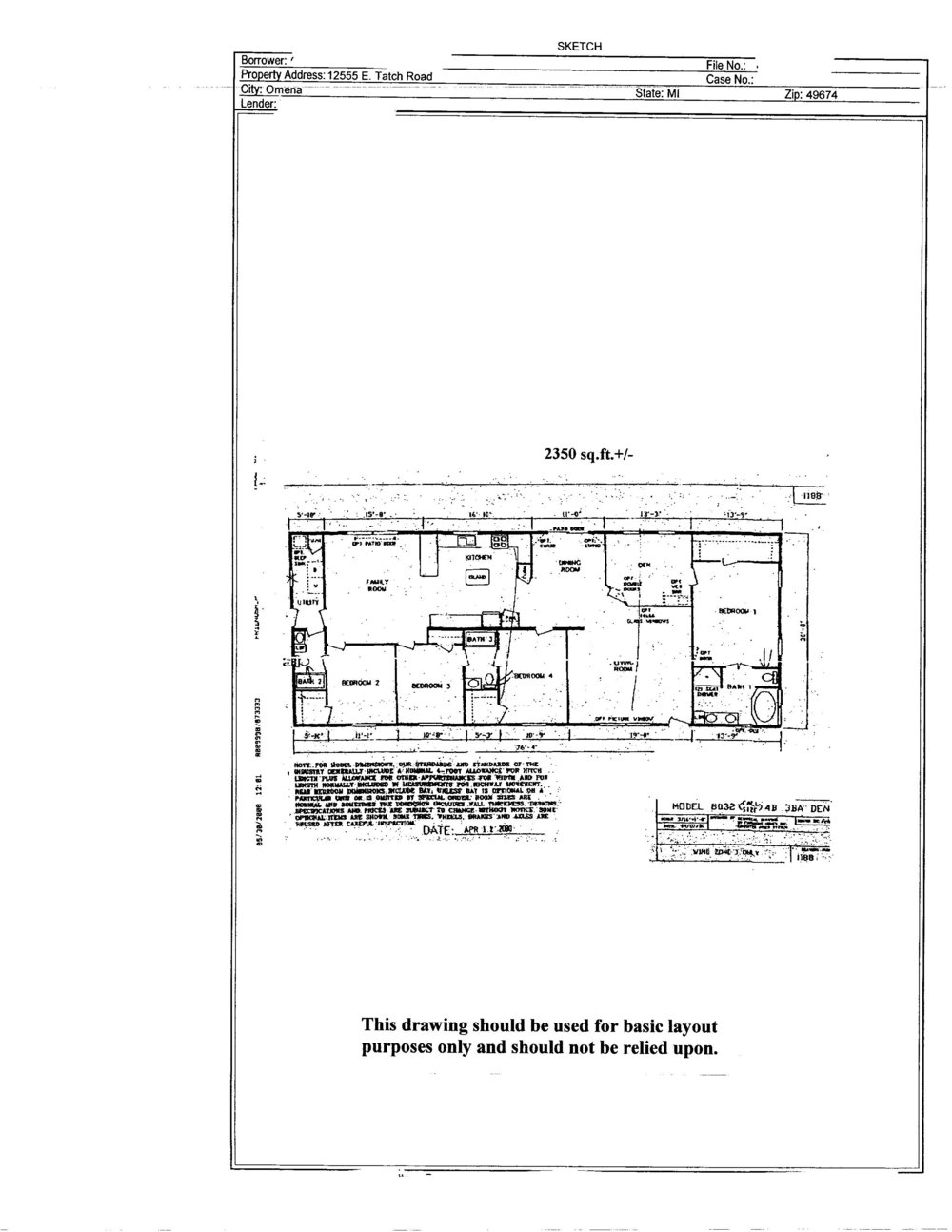 12555 E Tatch Road, Omena, MI – 4 Bedroom Home + Large Garage & Workshop For Sale by Oltersdorf Realty LLC (21).jpg