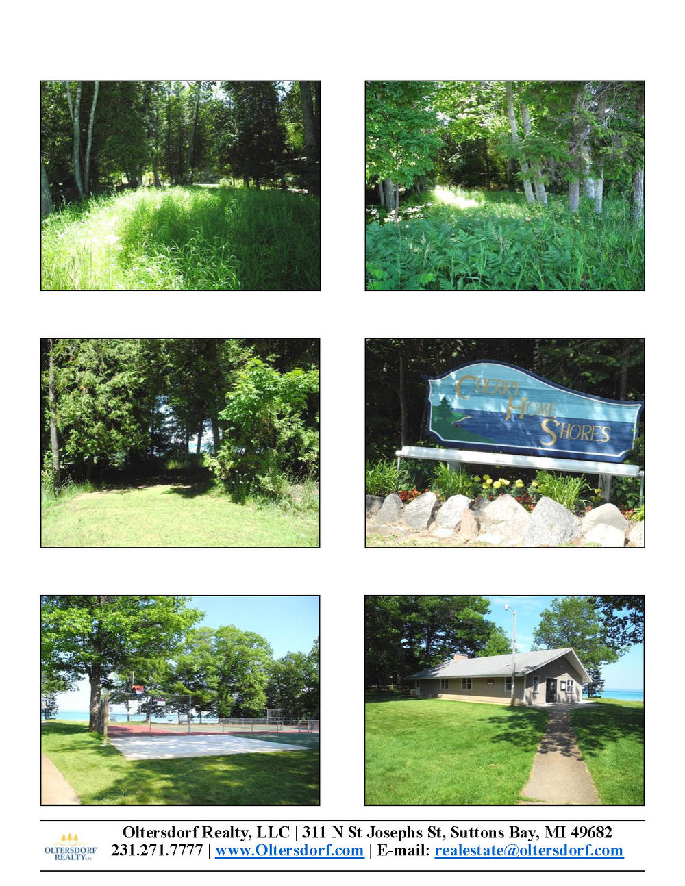 Lot 241 Forest Beach Shores, Northport waterfront lot in Leelanau County for sale by Oltersdorf Realty LLC Leelanau County Realtors (3).jpg