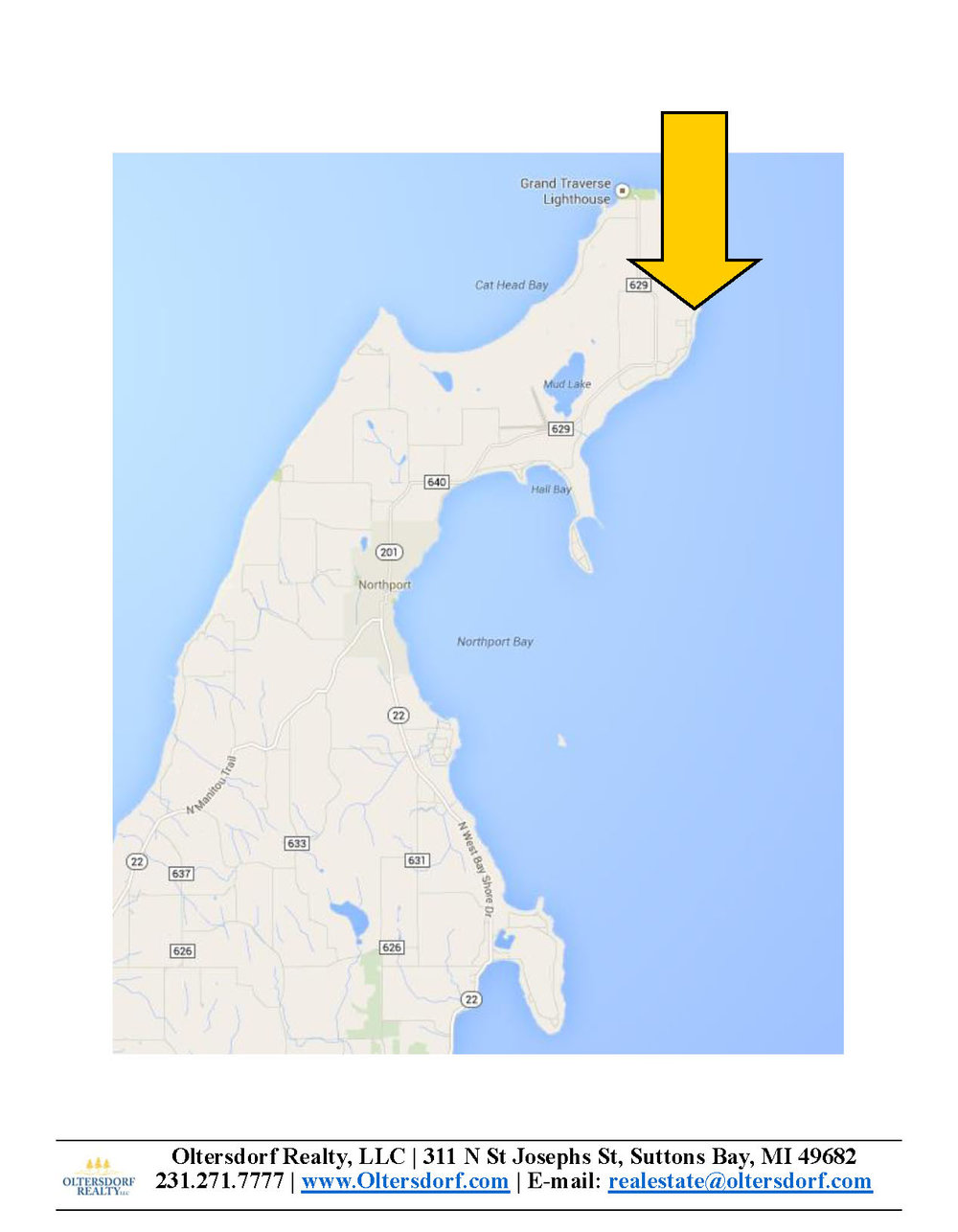 Lot 241 Forest Beach Shores, Northport waterfront lot in Leelanau County for sale by Oltersdorf Realty LLC Leelanau County Realtors (5).jpg