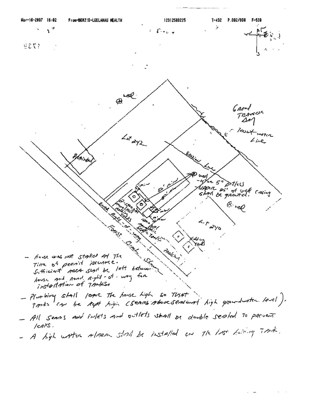 Lot 241 Forest Beach Shores, Northport waterfront lot in Leelanau County for sale by Oltersdorf Realty LLC Leelanau County Realtors (13).jpg
