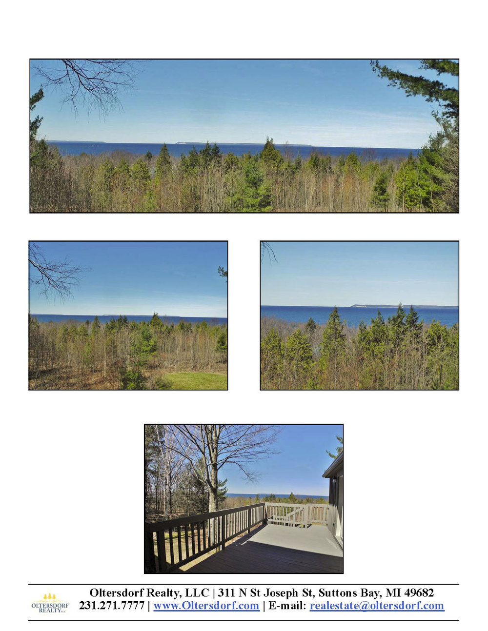 564 S Woodsmoke Drive, Lake Leelanau, MI – Sunset Lake Michigan Water Views - For Sale by Oltersdorf Realty - Marketing Packet (2).jpg