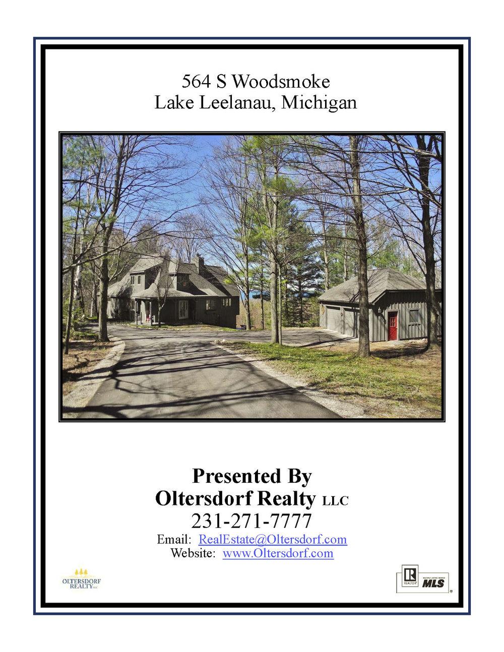 564 S Woodsmoke Drive, Lake Leelanau, MI – Sunset Lake Michigan Water Views - For Sale by Oltersdorf Realty - Marketing Packet (1).jpg