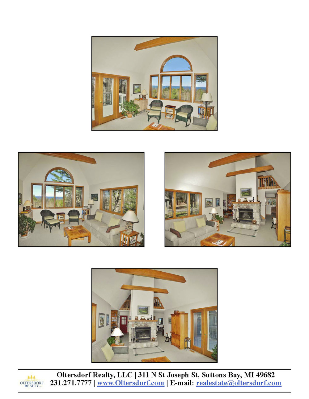 564 S Woodsmoke Drive, Lake Leelanau, MI – Sunset Lake Michigan Water Views - For Sale by Oltersdorf Realty - Marketing Packet (4).jpg