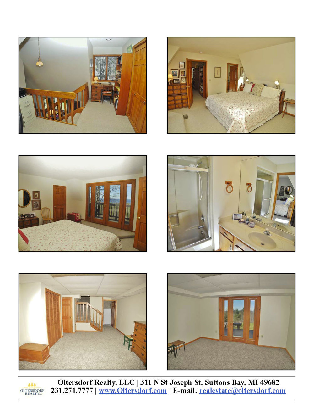 564 S Woodsmoke Drive, Lake Leelanau, MI – Sunset Lake Michigan Water Views - For Sale by Oltersdorf Realty - Marketing Packet (7).jpg