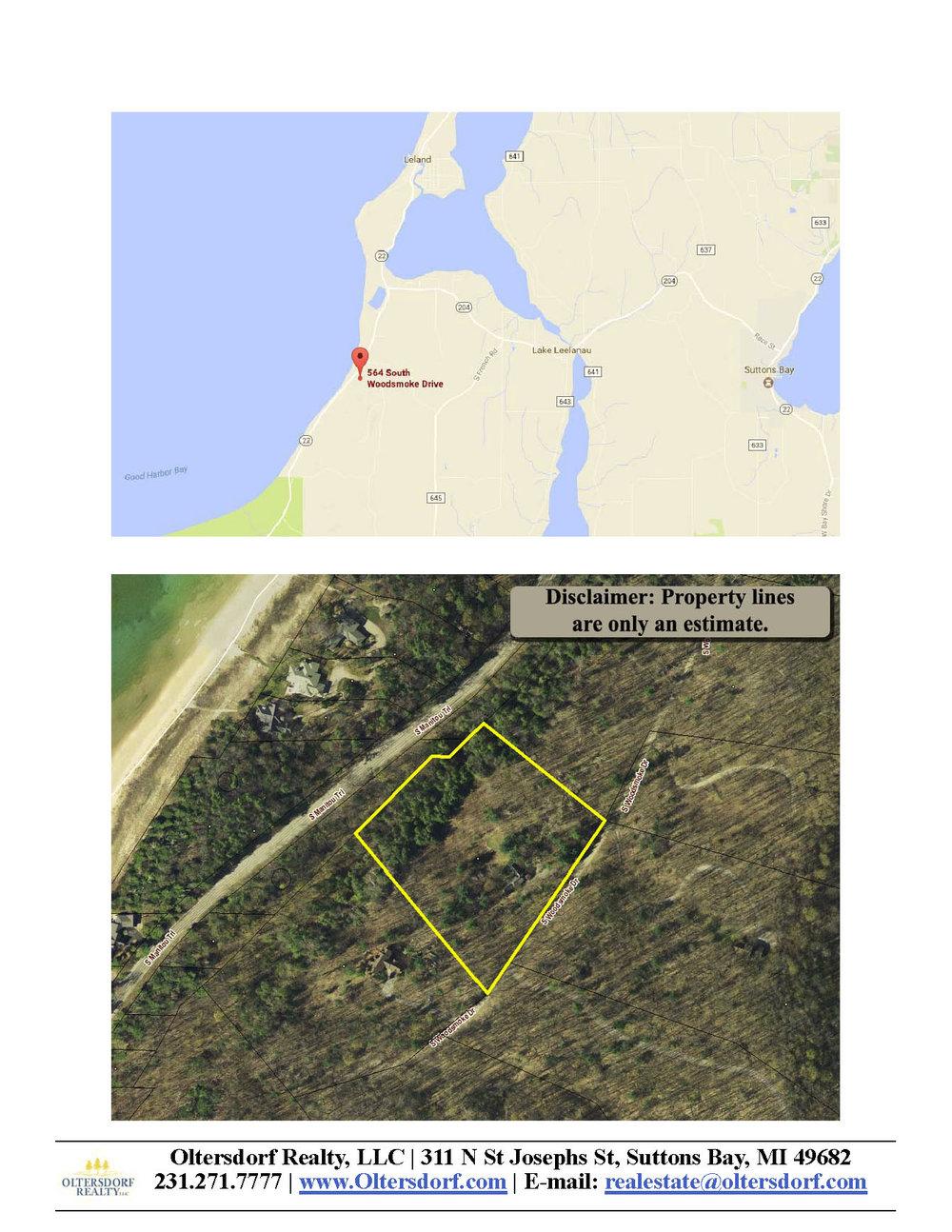 564 S Woodsmoke Drive, Lake Leelanau, MI – Sunset Lake Michigan Water Views - For Sale by Oltersdorf Realty - Marketing Packet (9).jpg