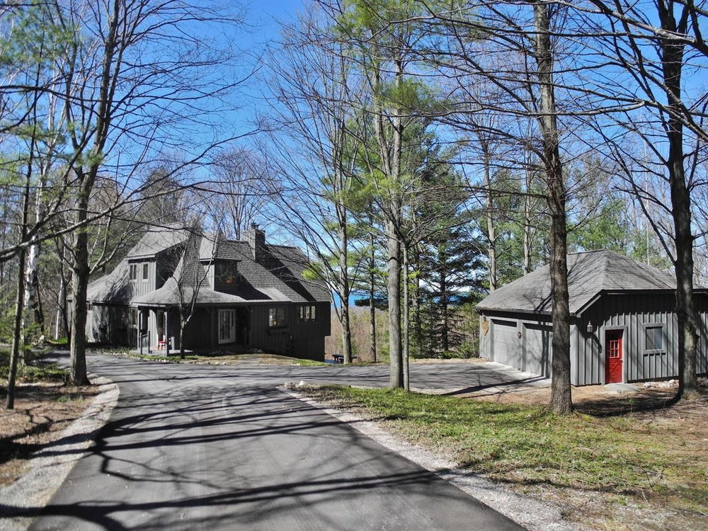 564 S Woodsmoke Drive, Lake Leelanau, MI – Sunset Lake Michigan Water Views - For Sale by Oltersdorf Realty LLC (1).JPG