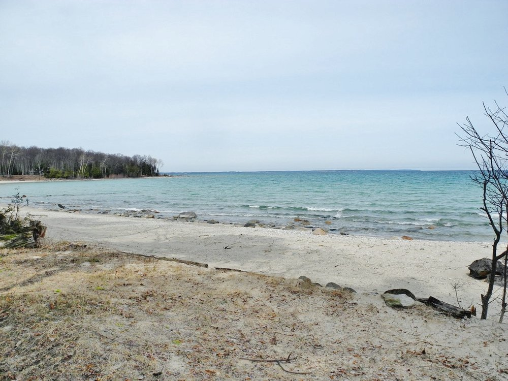 5290 N Omena Point Road, Omena, MI – 100' of Private Frontage on Grand Traverse Bay for sale by Oltersdorf Realty LLC  (2).JPG
