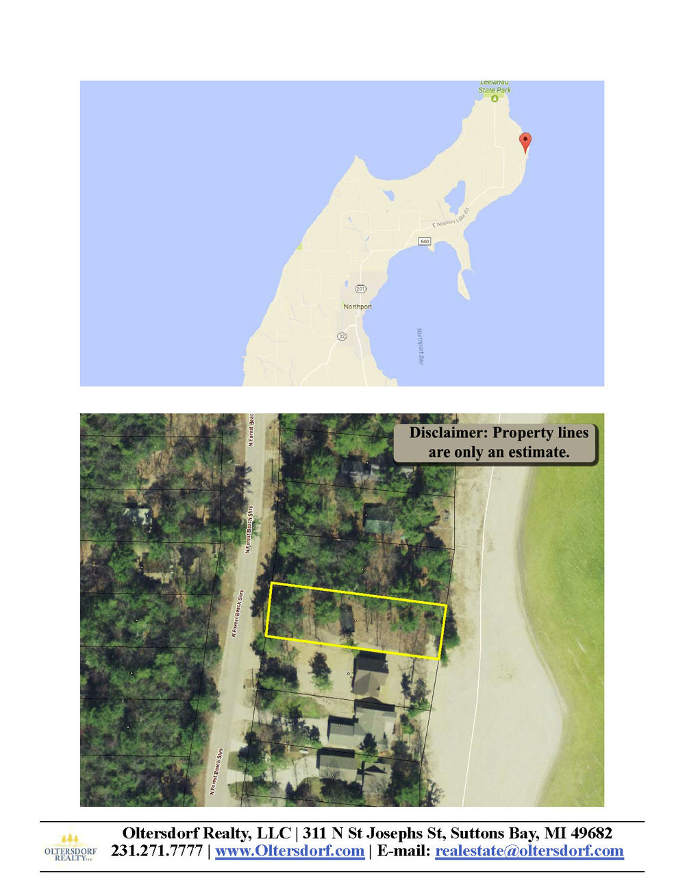 Lot 1 - N Forest Beach Shores, Northport – FOR SALE by Oltersdorf Realty LLC - Marketing Packet (5).jpg