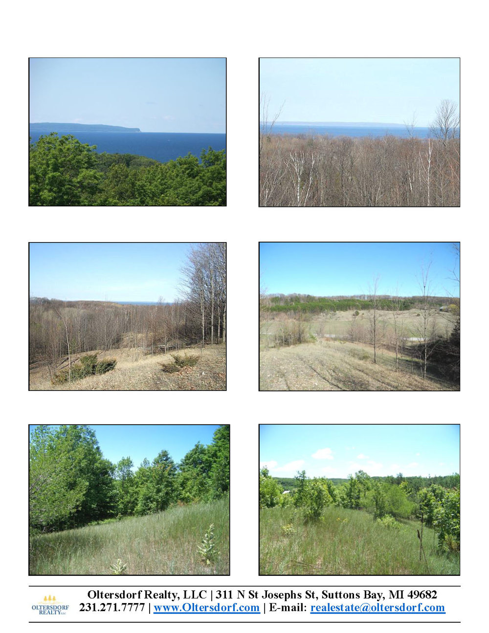 N Manitou Trail, Northport, Leelanau County, Vacant 10.07 Acreage parcel for sale by Oltersdorf Realty LLC (2).jpg