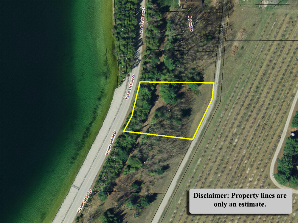 3911 N Hareld Drive, Lake Leelanau, MI – Vacant Parcel with Elevated Sunset North Lake Leelanau Views (2).jpg