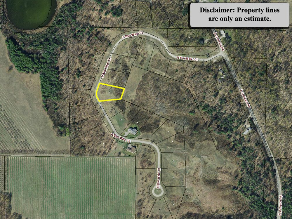 1930 N Blue Water Ct, Suttons Bay, Leelanau County, Vacant Waterview Lot For Sale By Oltersdorf Realty LLC (11).jpg