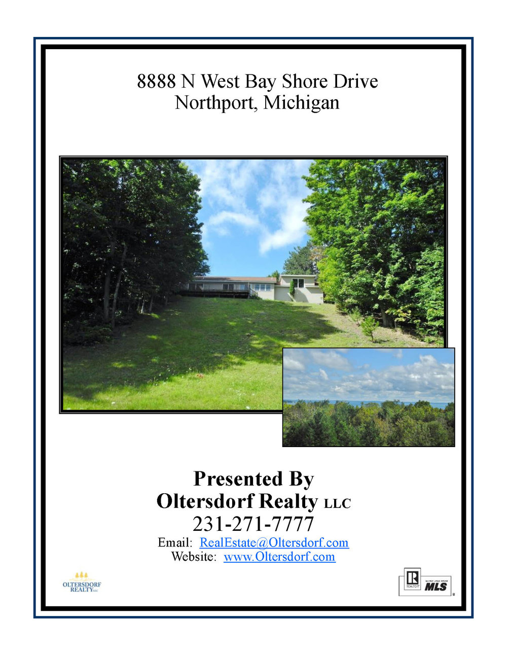 8888 NW Bay Shore Drive, Northport Marketing Packet - For Sale by Oltersdorf Realty LLC_Page_01.jpg