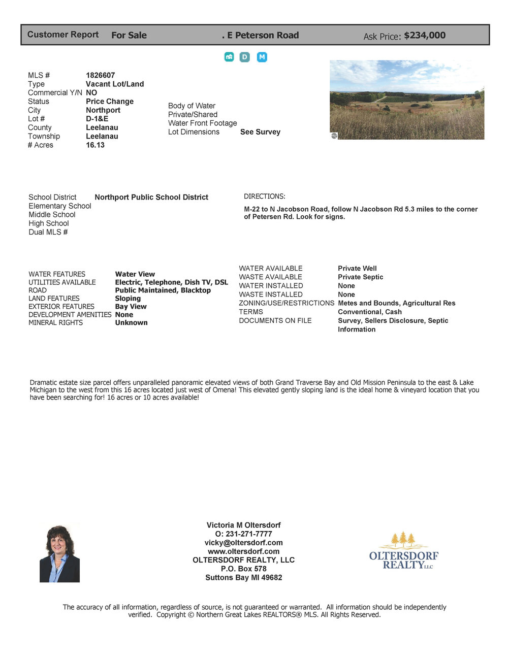 E Peterson Road, Northport - $234,000 16 acres.jpg