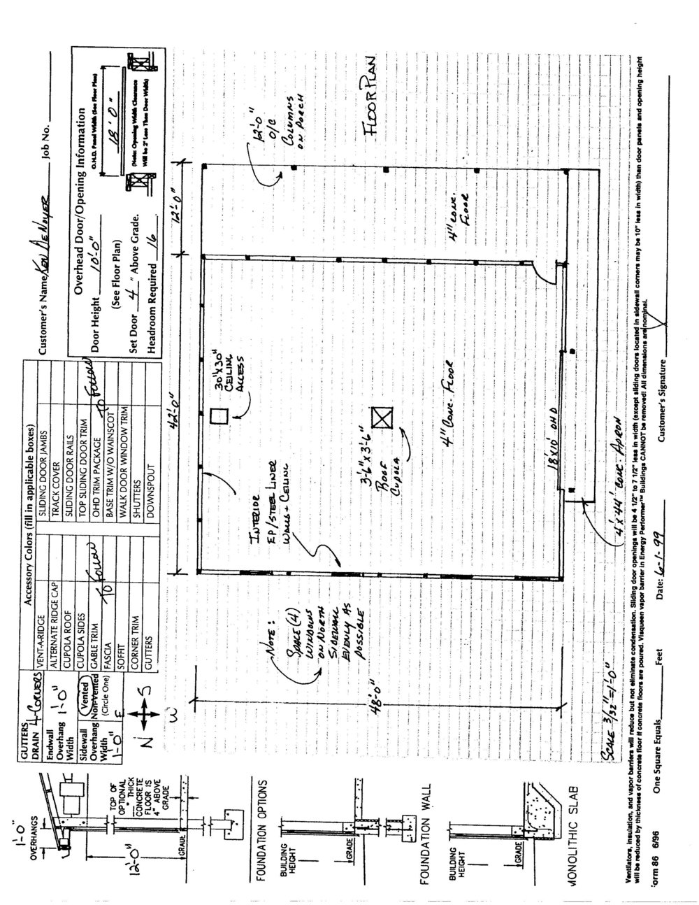 5544 E Kabat Road Cedar Marketing Packet Oltersdorf Realty Cupola Schematic For Sale By Llc