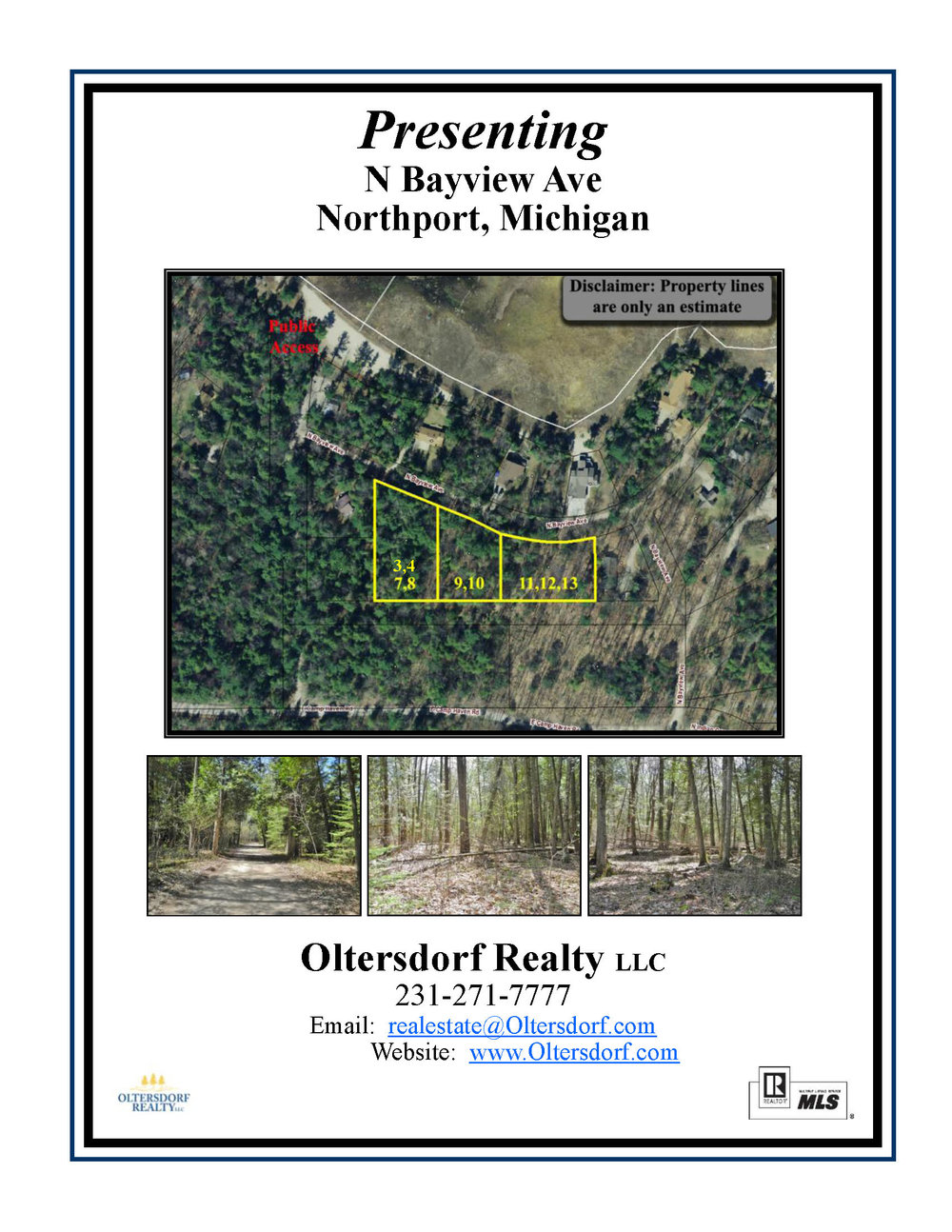 N Bay View Avenue, Northport Michigan real estate for sale by Oltersdorf Realty LLC (1).jpg