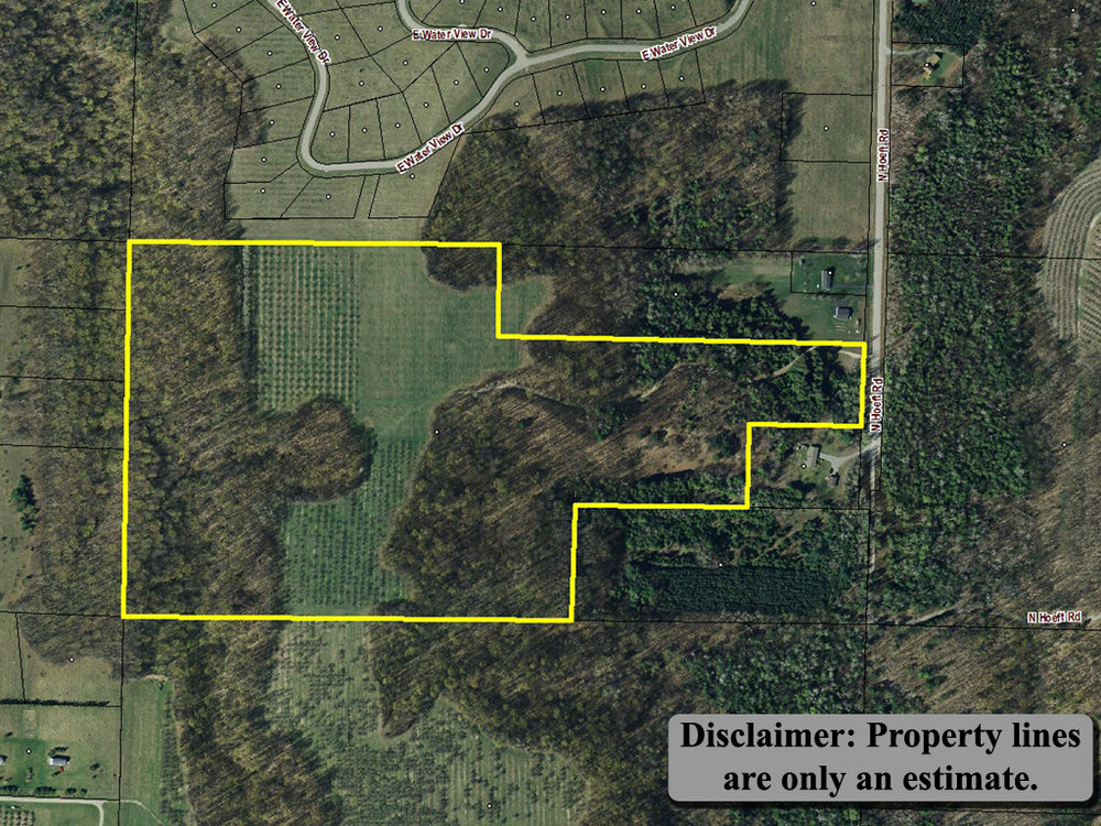 N Hoeft Road 55 Acres - For Sale by Oltersdorf Realty LLC (2).jpg