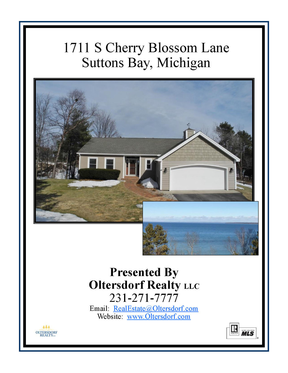 1771 S Cherry Blossom Lane, Suttons Bay Marketing Packet - Real Estate for sale by oltersdorf realty llc_Page_01.jpg