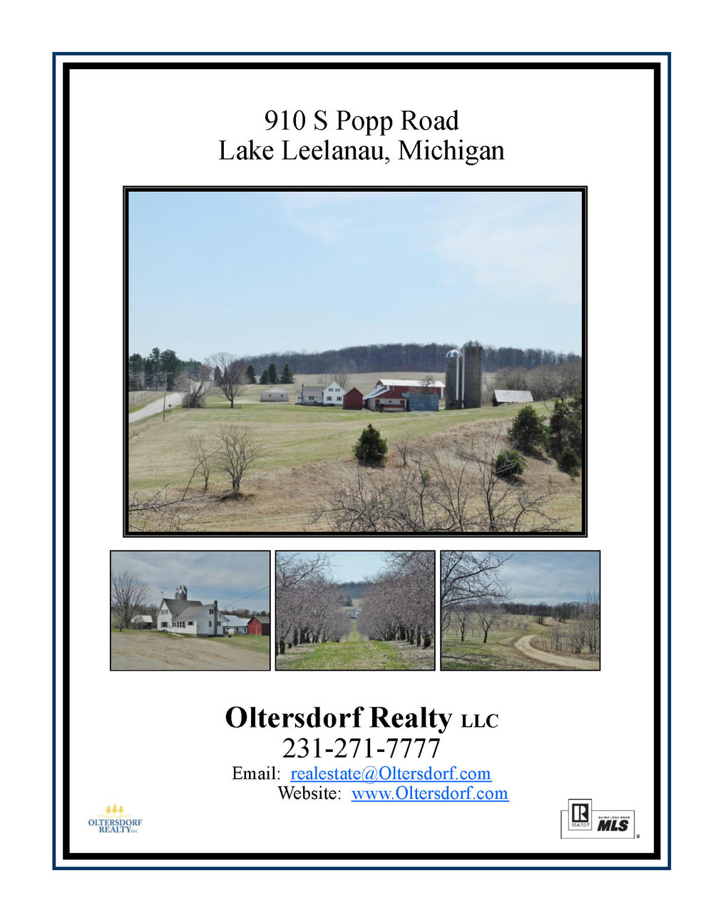 910 S Popp Road, Lake Leelanau - For sale by Oltersdorf Realty LLC (photo pages)_Page_01.jpg